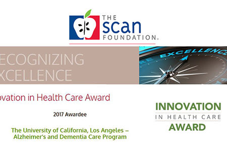 The SCAN Foundation Innovation in Health Care Award: UCLA