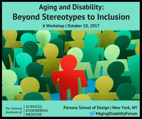 Nasem Public Workshop Aging And Disability Beyond
