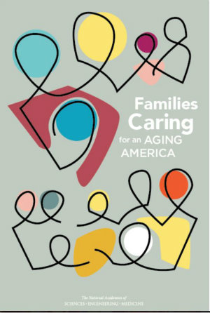 Families Caring for an Aging America report cover