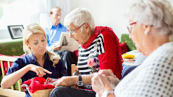 Let's Work Together To Improve Care For Older Adults With ...