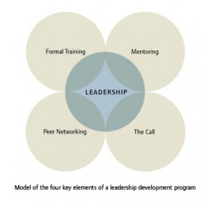 are leaders born or made journal articles